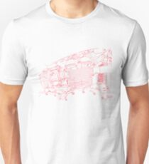 bonney drawing red T-Shirt