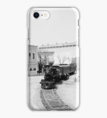 Paramount Western Town 1950 iPhone Case/Skin