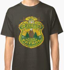 Spurbury State Highway Patrol Classic T-Shirt