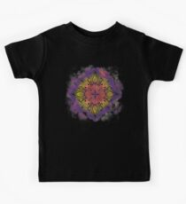 Sunset Symmetry Kids Clothes