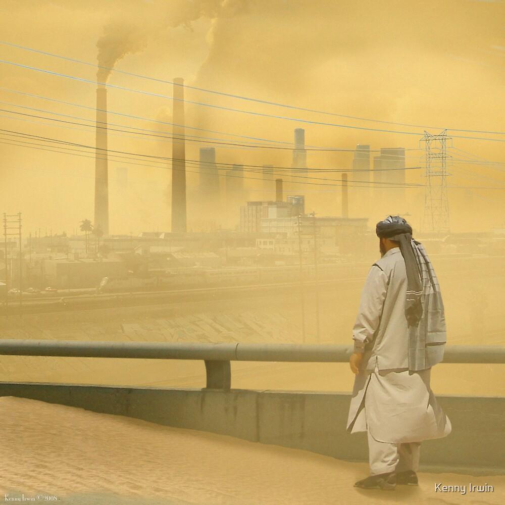 Stranded in an Urban Desert by Kenny Irwin