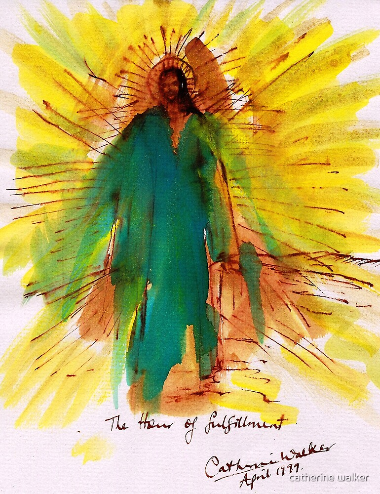 Hour Of Fulfillment by catherine walker