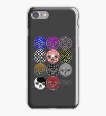Skullpatternschytsofrenzy iPhone Case/Skin