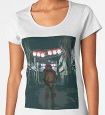 TMNT - Raphael in alley Women's Premium T-Shirt