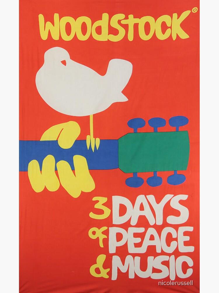 Woodstock de nicolerussell