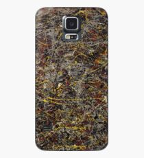 No. 5 by Jackson Pollock Case/Skin for Samsung Galaxy