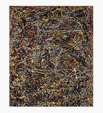 No. 5 by Jackson Pollock Photographic Print