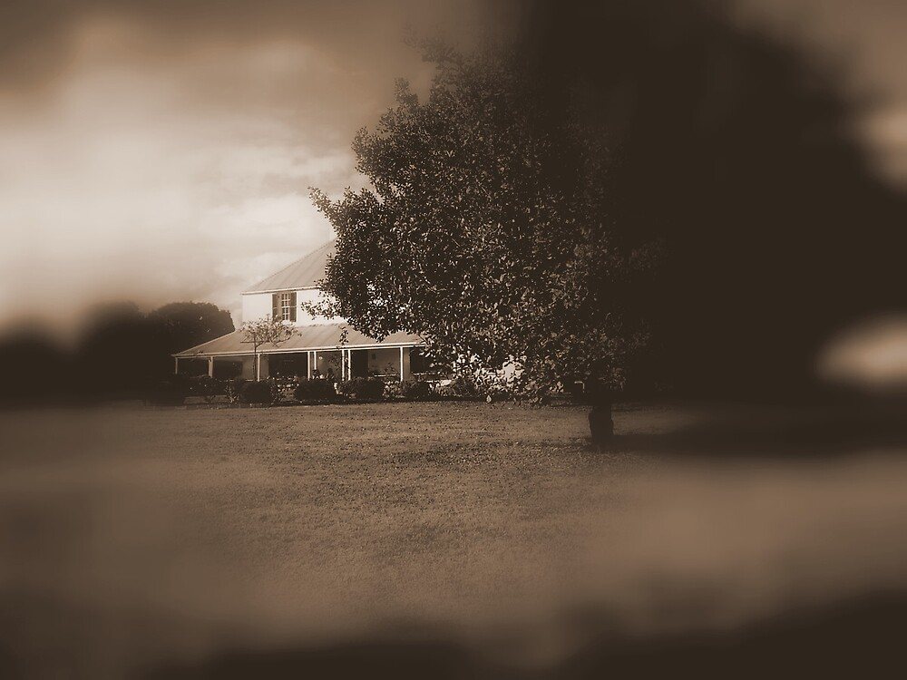 THE HAUNTED HOUSE by the6tees