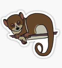 Nosy Be Mouse Lemur Sticker