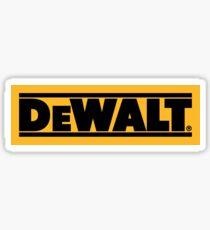 Dewalt Classic Sticker