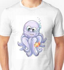 happy octopus T-Shirt