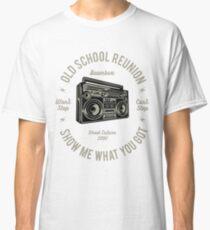 Old School Hip Hop Classic T-Shirt