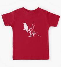 Little Birdy - White Kids Tee