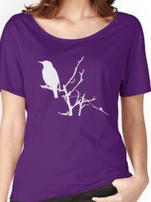 Little Birdy - White Women's Relaxed Fit T-Shirt