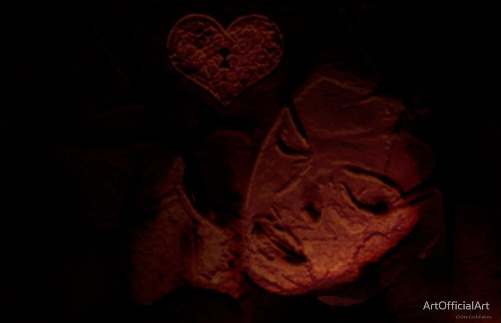 Locked In Love  by ArtOfficialArt