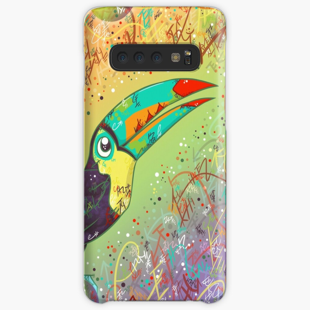Toucan Can Do it! Case & Skin for Samsung Galaxy