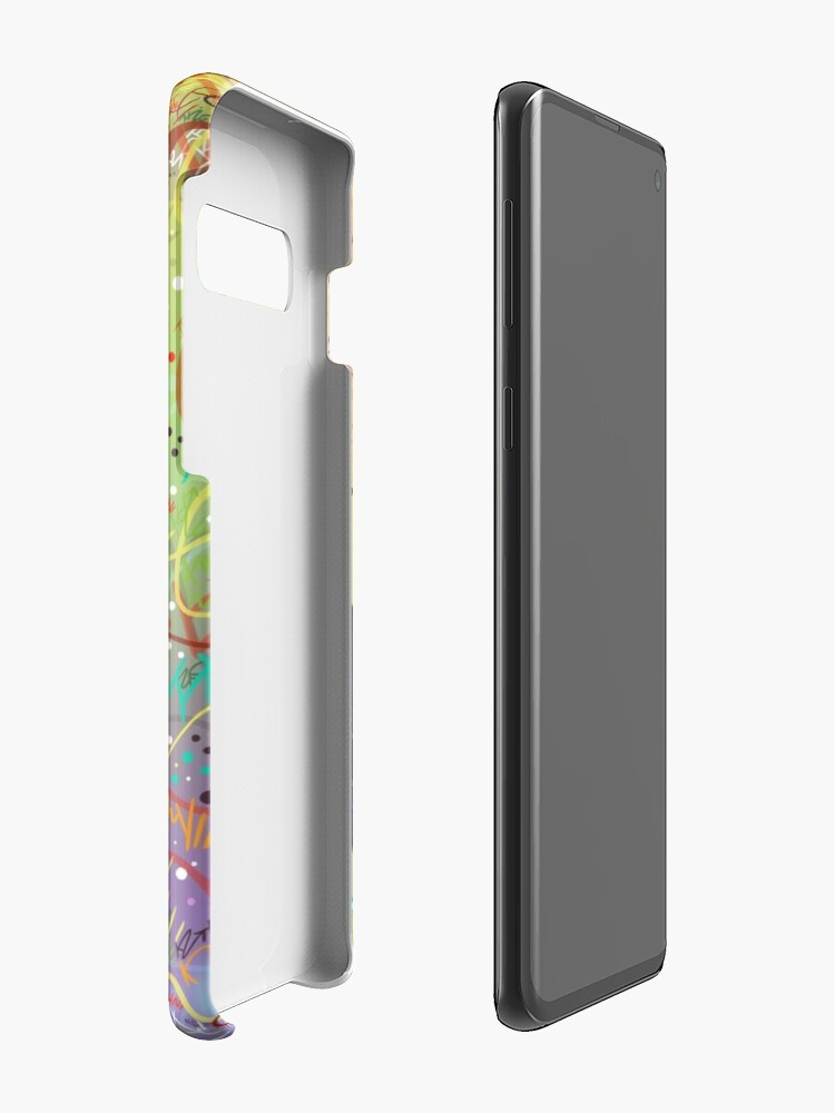 Alternate view of Toucan Can Do it! Case & Skin for Samsung Galaxy
