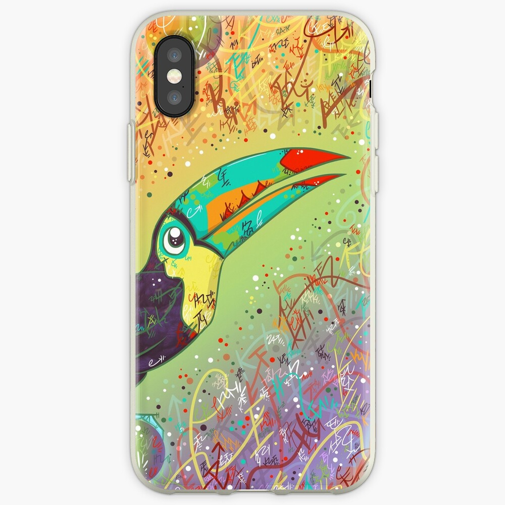 Toucan Can Do it! iPhone Case & Cover