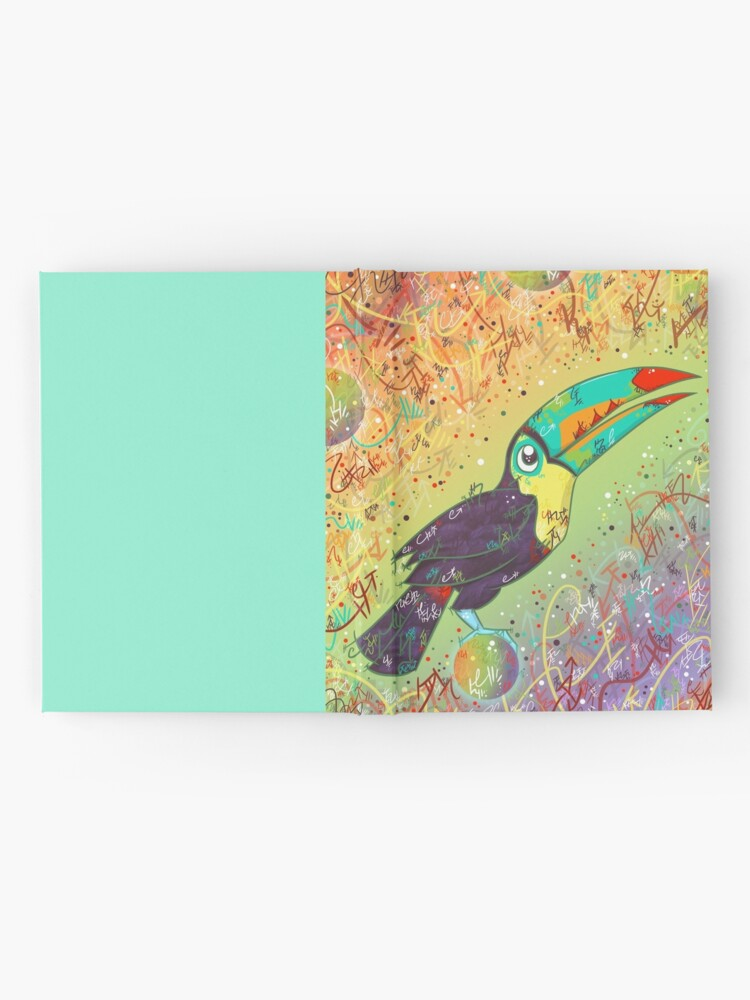 Alternate view of Toucan Can Do it! Hardcover Journal