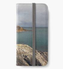 Eilean Glas Lighthouse, Western Isles. iPhone Wallet/Case/Skin