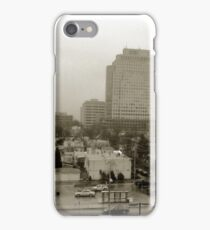 Homes and High Rises iPhone Case/Skin