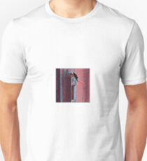 Bug in Silhouette on Doorbell T-Shirt