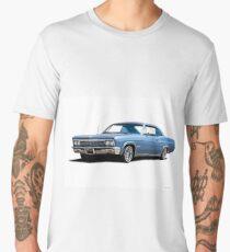 1966 Chevrolet Impala SS II Men's Premium T-Shirt