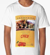 Chef Poster Long T-Shirt