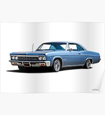 1966 Chevrolet Impala SS II Poster