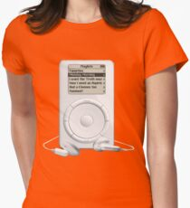 iPod Truth... Womens Fitted T-Shirt