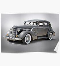 1938 Buick Century Touring Sedan 'Series 60' Poster