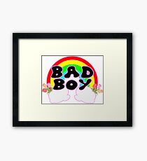 Bad Boy Framed Print