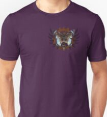 Steampunk Butterfly Calligrapher Art T-Shirt