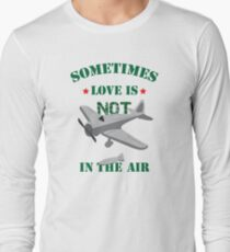 War is in the air T-Shirt