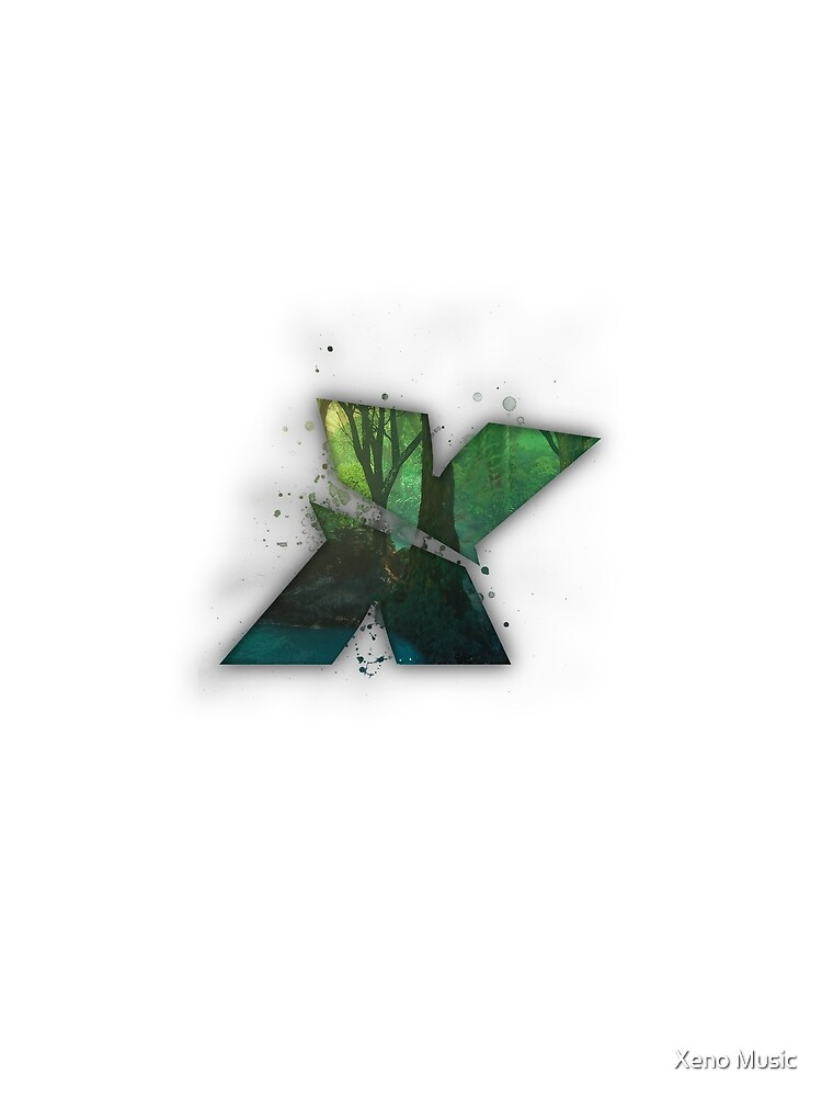 Xeno X Logo by XenoMusic