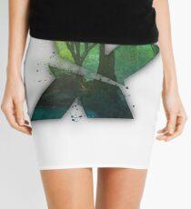 Xeno X Logo Mini Skirt