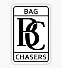 Bag Chasers Sticker