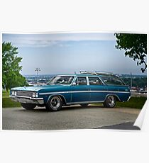 1965 Buick 455 Sport Wagon I Poster