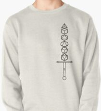 Choose Your Weapon - Dark Sword Pullover