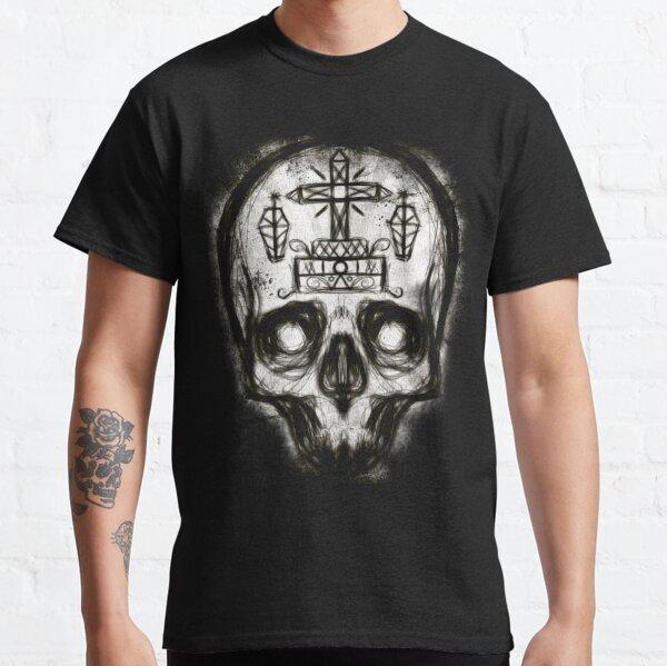 Voodoo-Schädel Classic T-Shirt