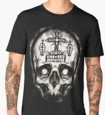 Voodoo Skull Men's Premium T-Shirt