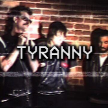 Julian Casablancas + The Voidz // Tyranny by indinative
