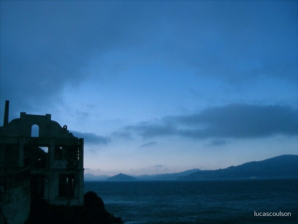 """""""Silent Alcatraz"""" by lucascoulson"""