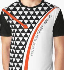 Many Mini Logo Shirt - YGT Freerunning Graphic T-Shirt