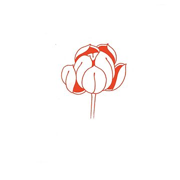 Simple Lotus Flower by JoshuaDaniel