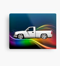 Chevrolet Super Sport Pickup II Metal Print