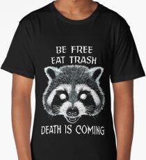 Trash Panda Meme Long T-Shirt