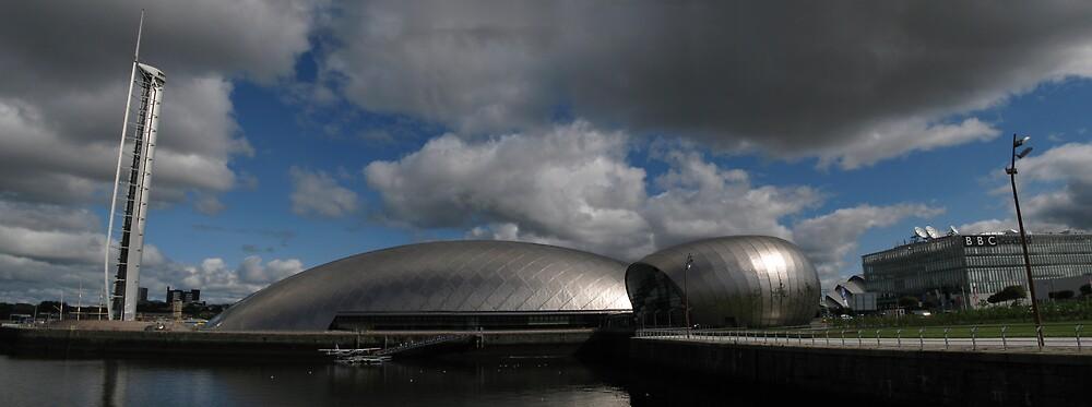 Science Museum, Glasgow by bluefinart