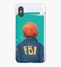 f b i iPhone Case