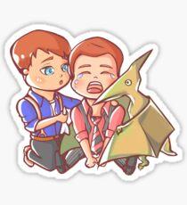 Ianto (Myfanwy) Sticker